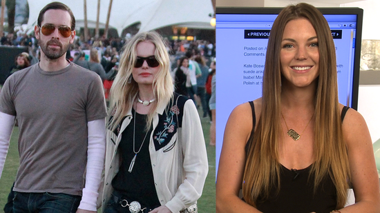 See All of Kate Bosworth's Festival Chic Outfits at Coachella!