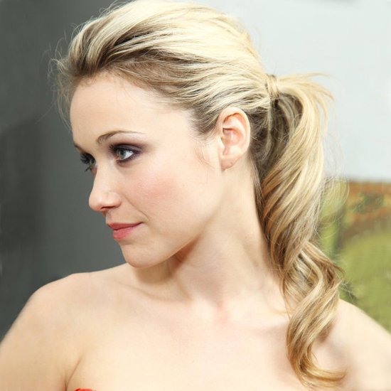 Tutorial: A Fresh Ponytail Hairstyle Idea