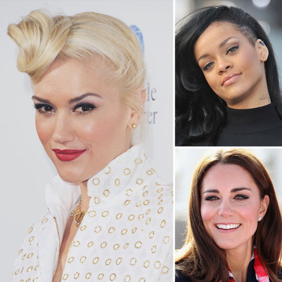 Oh No They Di'int! 12 Celebs Who DIY Their Hair and Makeup