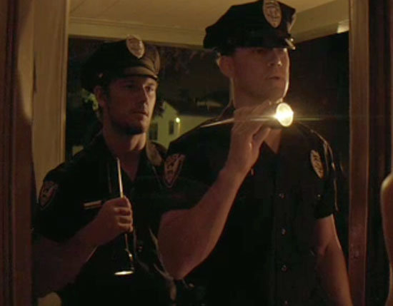 Alex Pettyfer and Channing Tatum team up as cops.