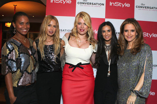 Rachel Zoe and Demi Moore Team up to Help Toast a Pal's New Show