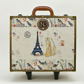 Vintage Luggage Trunks