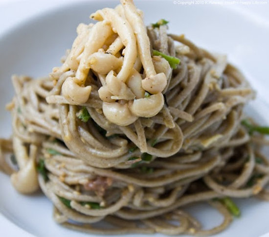 Chilled Soba Salad