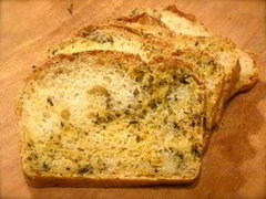 Orange & Lemon Thyme Bread