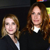 Julia Roberts, Emma Roberts at Jesus Henry Christ Pictures