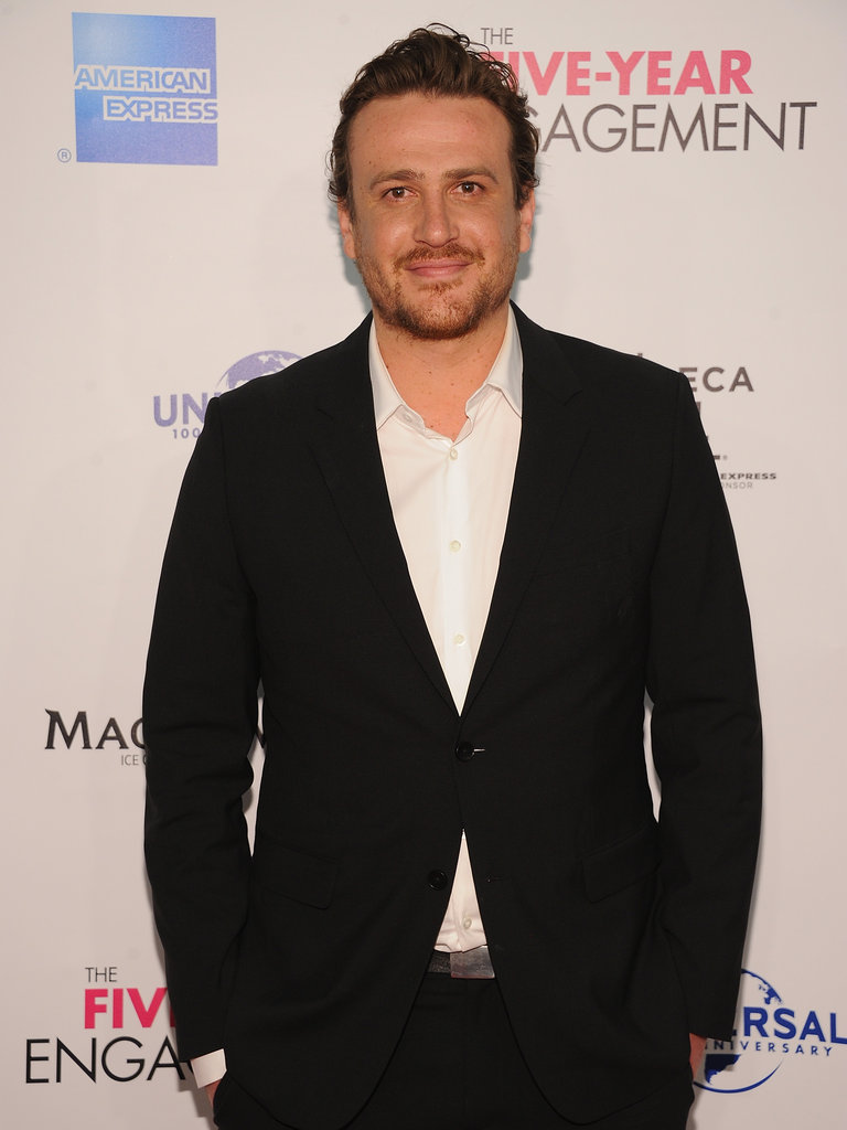 Jason Segel made an appearance at the premiere of The Five-Year Engagement during the 2012 Tribeca Film Festival.