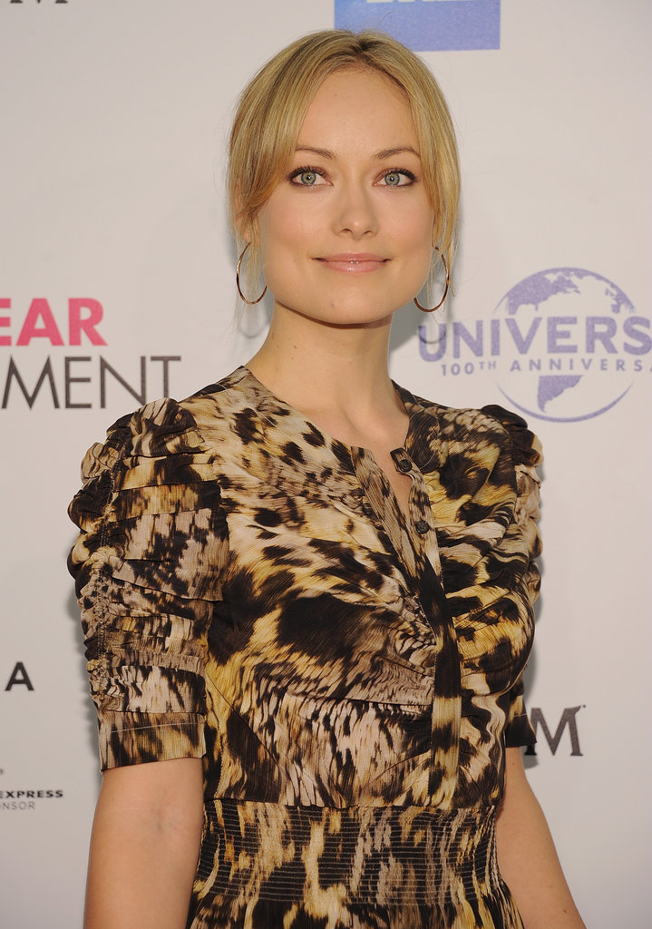 Olivia Wilde posed on the red carper for the premiere of The Five-Year Engagement during the 2012 Tribeca Film Festival.