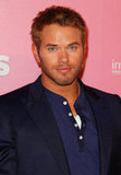 Kellan Lutz at the Us Hot Hollywood party.