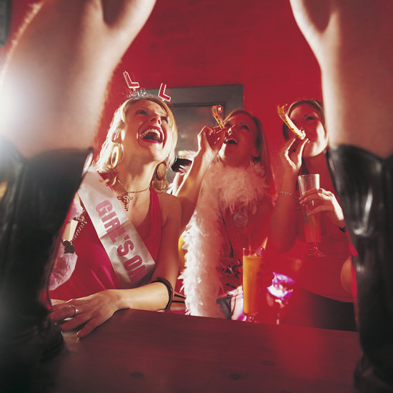 Tacky or Funny? Bachelorette Parties