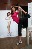 April 2012: Reebok Photocall