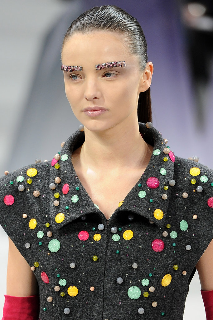 March 2012: Chanel Winter '12 Runway