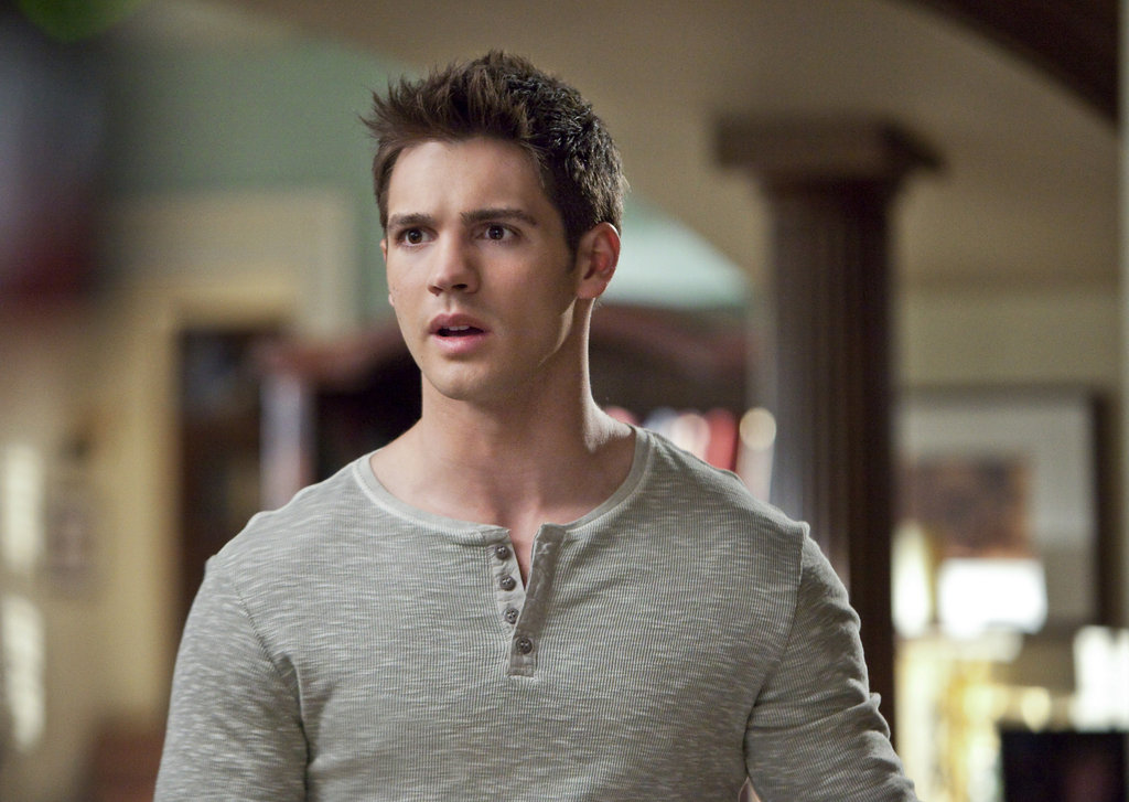 Steven R. McQueen as Jeremy on The Vampire Diaries. Photo courtesy of The CW