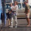 Brad Pitt and Angelina Jolie Pictures in the Galapagos
