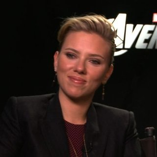The Avengers Video Interview With Scarlett Johansson and Jeremy Renner