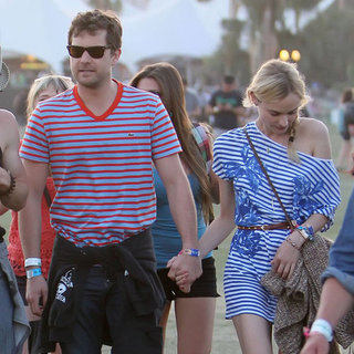 Celebrities at Coachella 2012