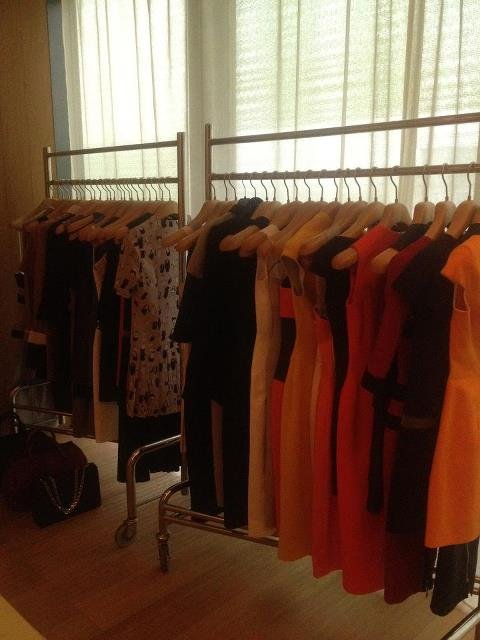Victoria Beckham showed what clothes she packed for a trip to China.
