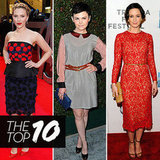 Best Celebrity Style April 16, 2012