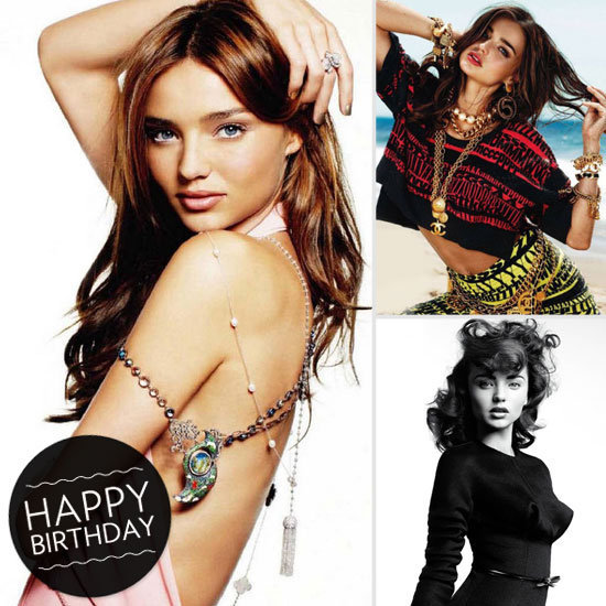 Sexy snaps — we've got over 40 of Miranda Kerr's most stunning editorials yet.