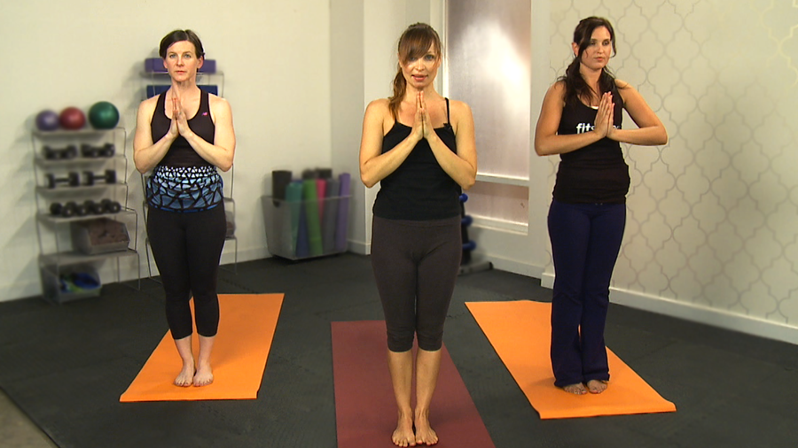 10-Minute Yoga Flow Series With Ursula Vari