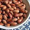 Roasted Maple Cinnamon Almonds