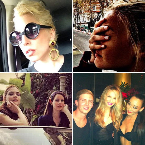 Candids: See What Lady Gaga, Bar Refaeli, Ricki-Lee & More Have Been Up To This Week!