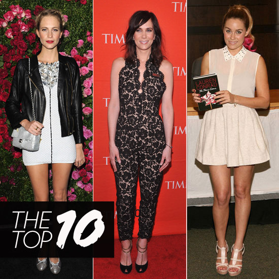 Top 10 Best Dressed Of The Week: Poppy, Alexa, Kristen, Lauren & More!