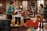 Jason Segel as Marshall, Alyson Hannigan as Lily, and Cobie Smulders as Robin on How I Met Your Mother. Photo courtesy of CBS