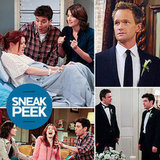 How I Met Your Mother Sneak Peek: Check Out Lily's Birth and Barney as a Groom