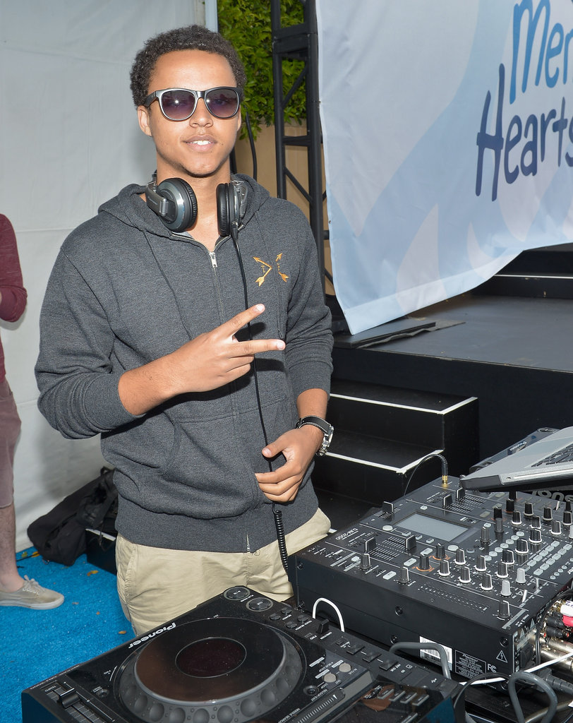 DJ Connor Cruise provided the music at the event.