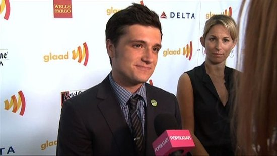 "Video: Josh Hutcherson Says He's ""Excited"" to Work With Francis Lawrence"