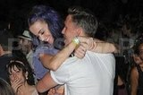 Katy Perry enjoyed the company of her now love interest at Coachella's second weekend.