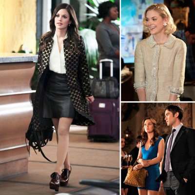 The Best TV Show Style as Seen on Gossip Girl, Revenge, Hart of Dixie, Pan Am, 90210 and More!