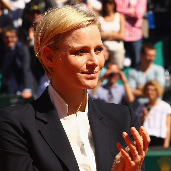 Top of the Crops: Princess Charlene of Monaco's New 'Do
