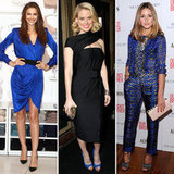 Hollywood's Love Affair With Cobalt — Different Ways to Work the Bold Hue