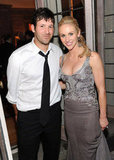 Tony Romo and Candice Crawford