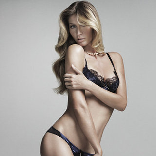 Gisele Bundchen Lingerie Pictures (Video)