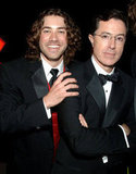 Stephen Colbert and Ace Young
