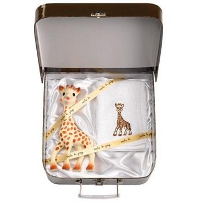 Sophie the Giraffe Gift Set