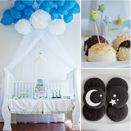 A Sweet Lullaby-Themed Baby Shower