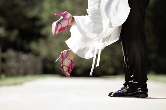 But if you 39re donning a pair of pumps for your big day make sure you read
