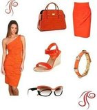 FASHIONISTA FINDS and FACTS: Tangerine Tango is the Color of the Year!!!