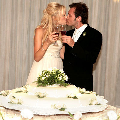 Malin Akerman &amp; Roberto Zincone