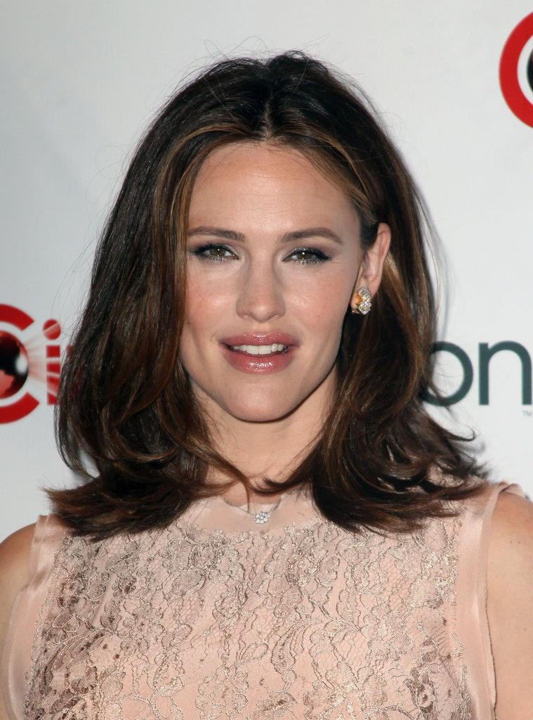 Jennifer Garner arrived at CinemaCon in Las Vegas.