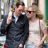 Kate Bosworth and Michael Polish PDA Pictures at Lunch