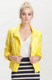 You can't get any better than this sunny yellow windbreaker. Sanctuary Windy Day Jacket ($109)