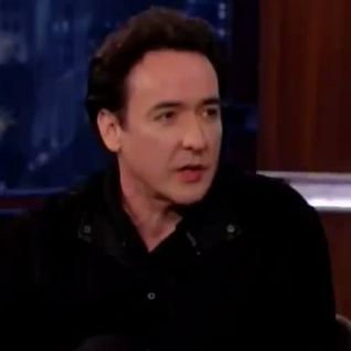 John Cusack on Jimmy Kimmel Talking About iTunes, Steve Jobs