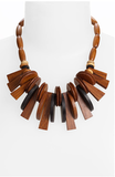 Theodora and Callum Beverly Statement Necklace ($350)