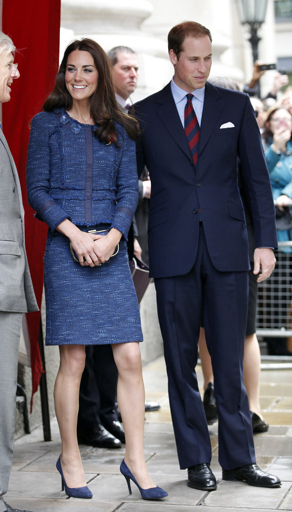 Kate Middleton and Prince William Stay Busy Ahead of Their Big Anniversary