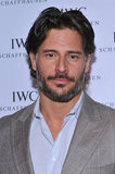 Joe Manganiello rocked some scruff.