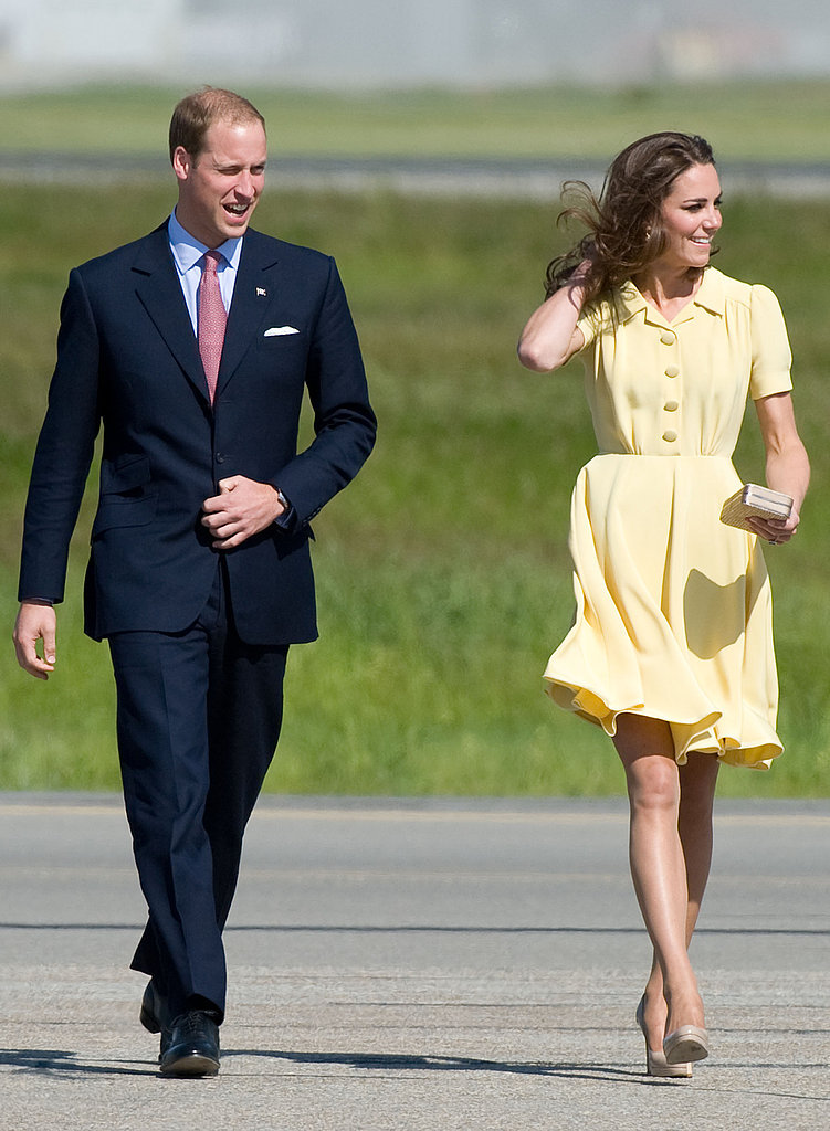 The Royal Couple in Calgary